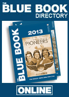 The Blue Book 2012
