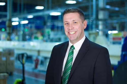 Andy Jones, managing director at Edgetech UK