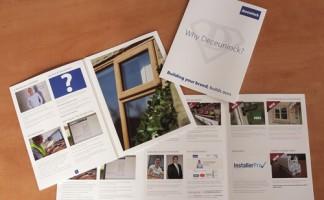 Deceuninck's new 'Why Deceuninck?' brochure