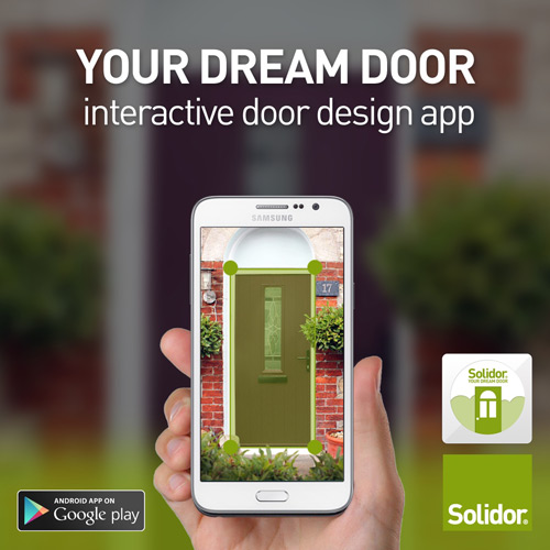 You can download the free Solidor app at Apple's App Store or on Google Play by searching for Solidor