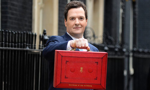 The GGF is 'unimpressed' with George Osborne's latest budget