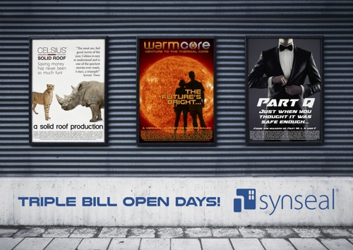 webSynseal-Triple-Bill-Open-Days-PR-image
