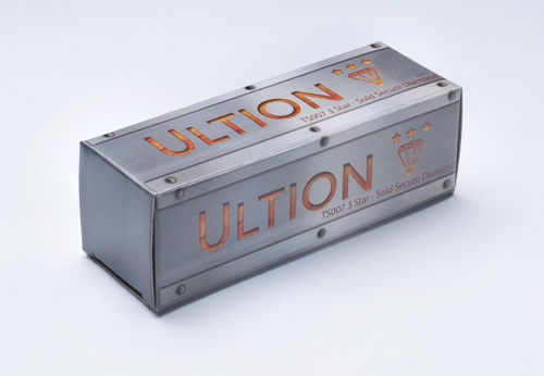 Ultion is described as 'the lock that locks'