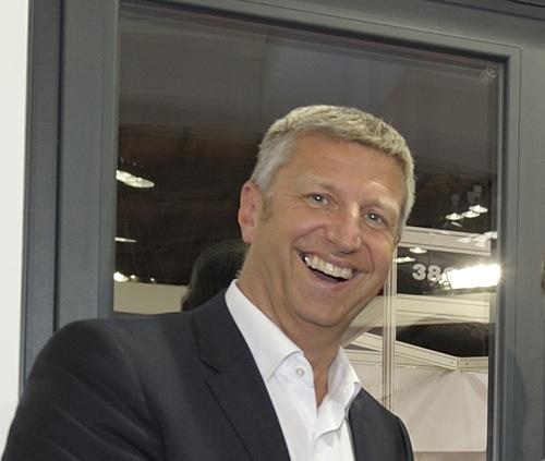 Tom Debusschere, Deceuninck CEO