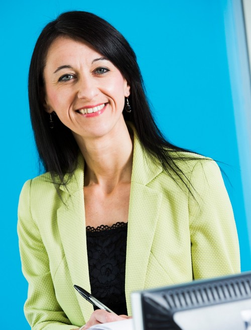 Lucia Di Stazio, director of MRA Marketing