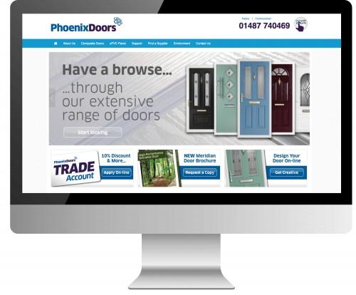Phoenix Doors launches new website | Glass u0026 Glazing Products Magazine (GGP)  sc 1 st  GGP Magazine & Phoenix Doors launches new website | Glass u0026 Glazing Products ...