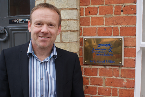 CPA director Jeremy Brett