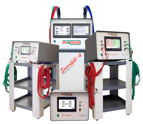 Inagas machinery range