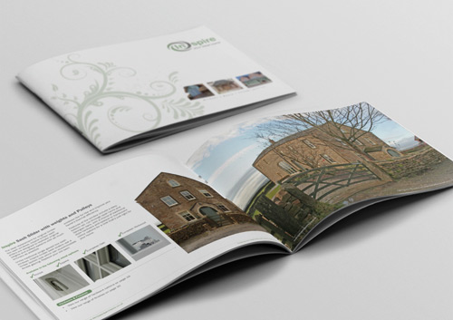 Dempsey Dyer's new timber brochure