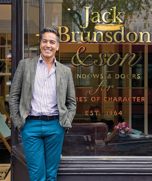 Chris Brunsdon, managing director of Jack Brunsdon & Son