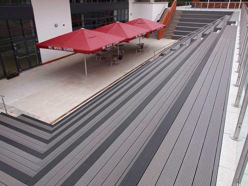 The Epwin Group has acquired wood plastic composite (WPC) decking manufacturer, Ecodek, for £5.2m. Ecodek's WPC products, a hardwood substitute for balconies and outdoor decking, is manufactured from recovered hardwood fibres and high density recycled polyethylene