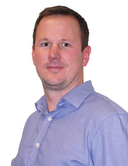 Duncan Sowter is Thermoseal's new area sales manager for Ireland