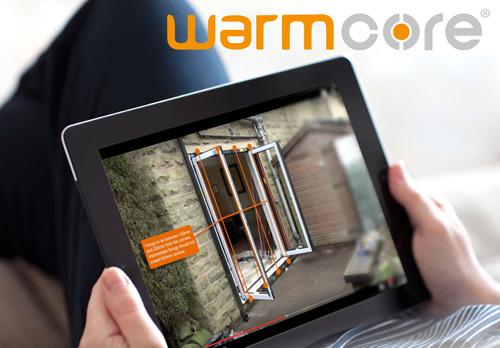 WarmCore installation video