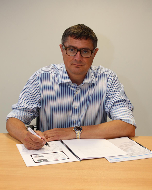 Thermoseal Group's MD, Gwain Paterson