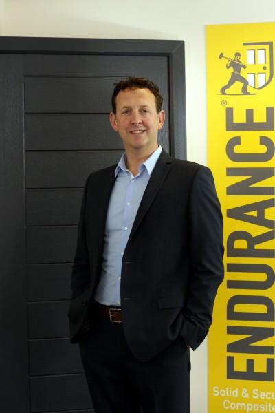 Endurance Doors' managing director, Stephen Nadin, has made the move to Avocet's ATK lock