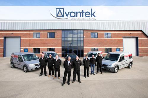 The Avantek team