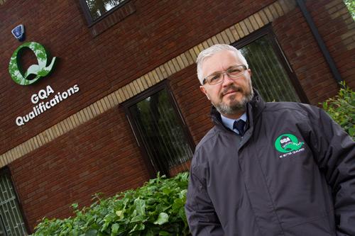 Mick Clayton, GQA chief executive