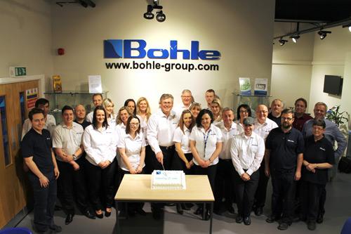 Bohle Group celebrated