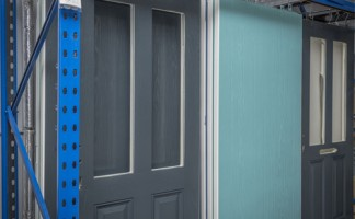 10000th door leaves Distinctionu0027s paint plant & Distinction Doors Archives | Glass u0026 Glazing Products Magazine (GGP)