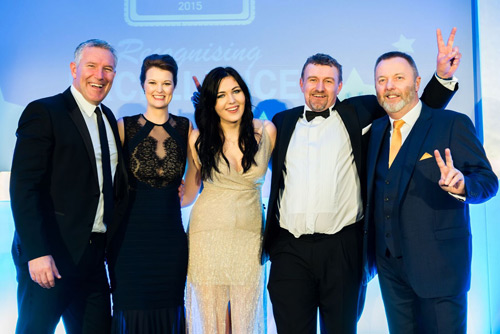 The Atlas Glazed Roof Solutions team