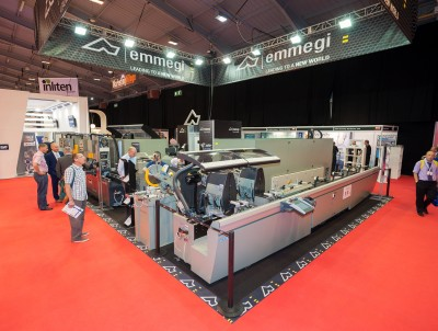 PR139 Emmegi will once again have some of its most popular machines on its stand at FIT