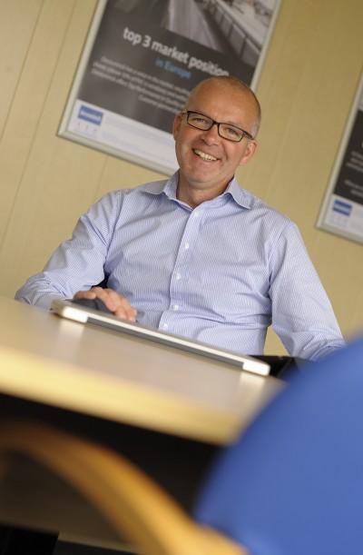 Roy Frost, Deceuninck UK MD