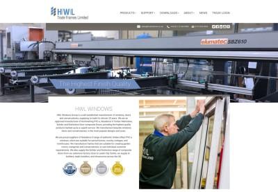 New Online Presence for HWL