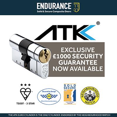 Endurance Launch the ATK £1,000 Guarantee