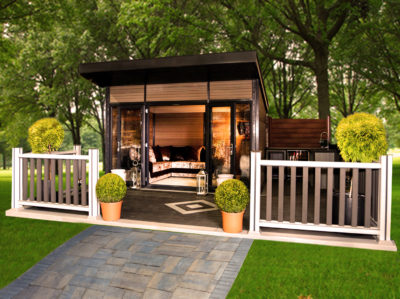 Composite Wood Company Garden Room