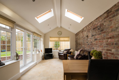 Property Study Reveals Variety Of Uses For Uk Conservatories Glass
