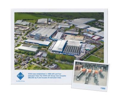 VEKA UK plant