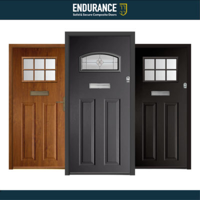 Endurance introduces two new door designs glass for Latest door design 2016