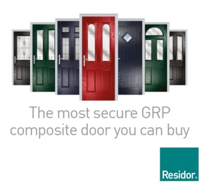 Residor is the most secure composite door you can buy