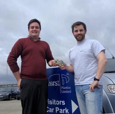 Steve Daniels (left) and Jon Holmes (right)