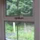 Glazerite window only with blinds shot