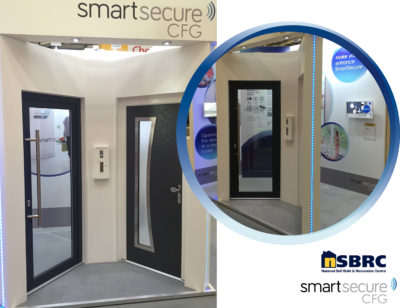 Carl F Groupco's SmartSecure advanced electronic door locking and smart access control range is now on show at the NSBRC
