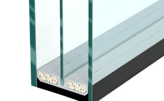 Swisspacer has launched a new triple glazing spacer bar at Glasstec