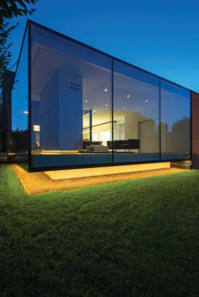 Architect: Crahay & Jamaigne Architectes; Photo: Samuel Defourny