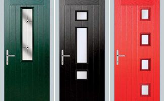 New door designs mean more choice for homeowners