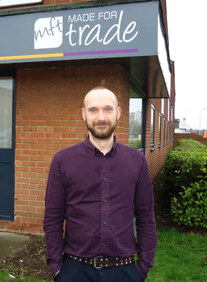 Chris Wann has joined Made For Trade