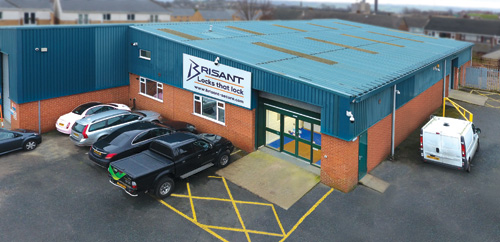 Brisant moves to new premises for 12 times more space