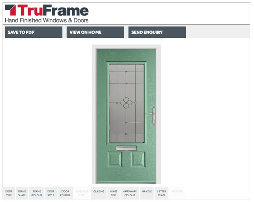 TruFrame Launch Powerful New Door Designer