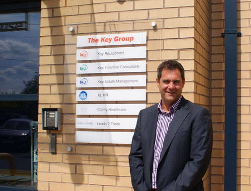 Andy Royle, managing director of Leads2trade