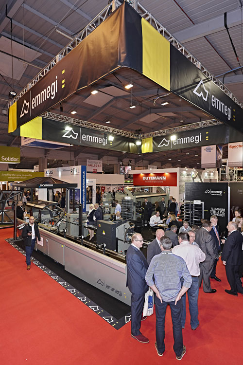 Emmegi will be at this year's FIT Show with its biggest ever stand in the UK