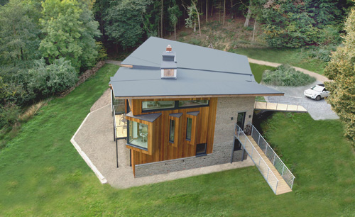 Roof Assured by Sarnafil has installed a new self-adhered