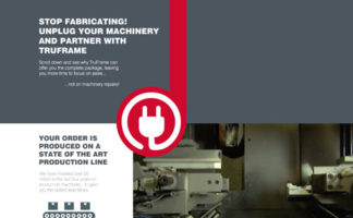 TruFrame Are Encouraging Fabricators To Unplug And Partner