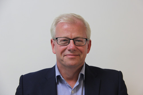 Phil Pluck has been named as the new GGF chief exec