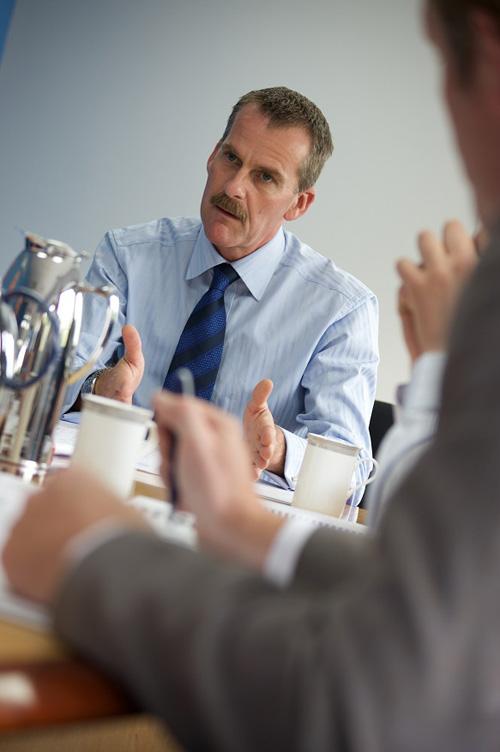 Ian Longbottom, chairman, Sliders UK