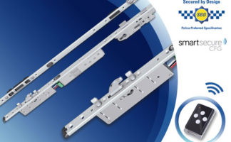 The FUHR 881 multitronic lock, a central element of Carl F Groupco's SmartSecure solutions, has gained Secured by Design accreditation