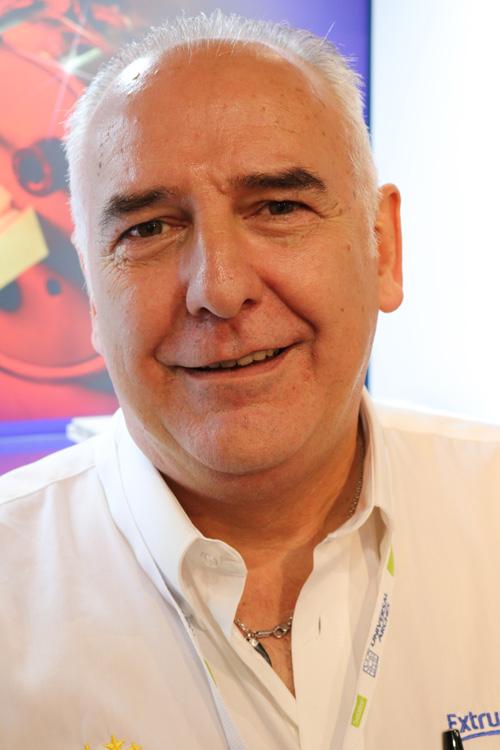Paul James, sales director, Extrudaseal